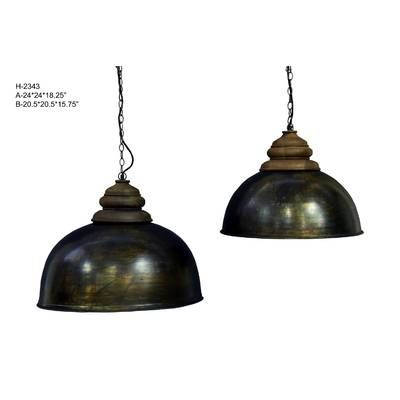 Monadnock 1-Light Single Dome Pendant | Billiard lights, Light .