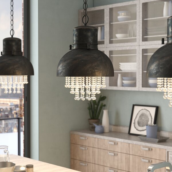 Monadnock 1 Light Single Dome Pendants