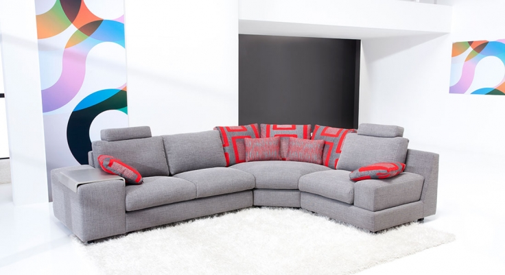 Montreal Sectional Sofas