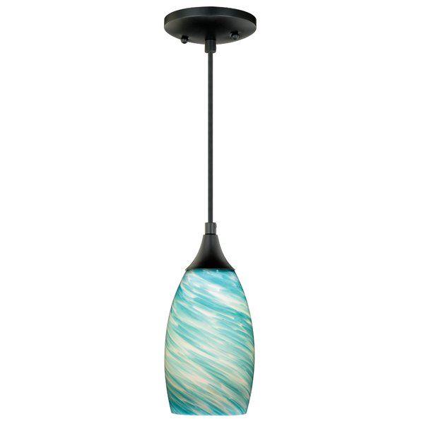 Moris 1 - Light Single Bell Pendant | Mini pendant lights, Bronze .