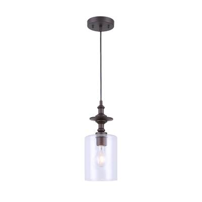 17 Stories Danilo 1-Light Single Geometric Pendant | Wayfa