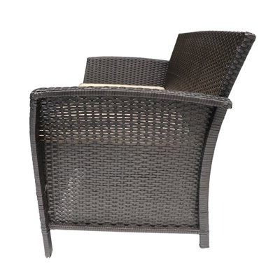 Showing Photos of Mullenax Outdoor Loveseats With Cushions (View 4 .
