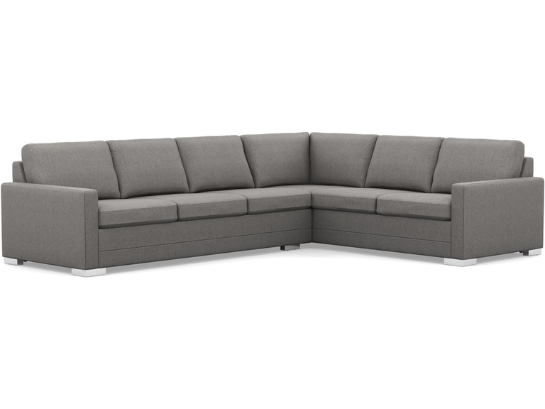 Palliser Furniture Living Room Emilia Low Leg Sectional 10006 .