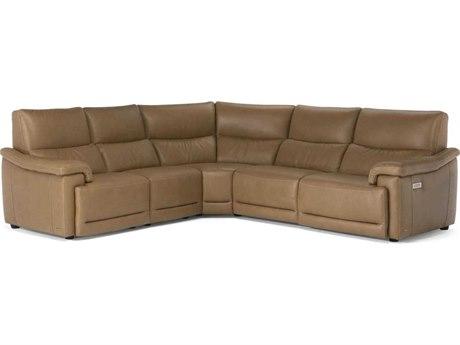 Natuzzi Editions Brama Sectional Sofa | NTZC070000001076N38N