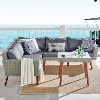 Outdoor Sectionals | Nebraska Furniture Mart in 2020 | Furniture .