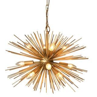 Foundstone Nelly 12-Light Sputnik Chandelier | Design Plus Galle