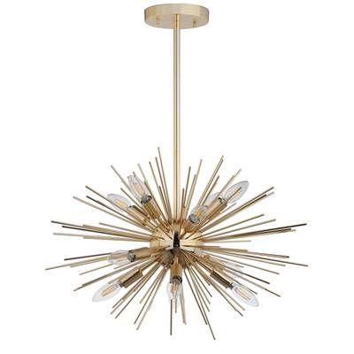 Nelly 12 Light Sputnik Chandeliers