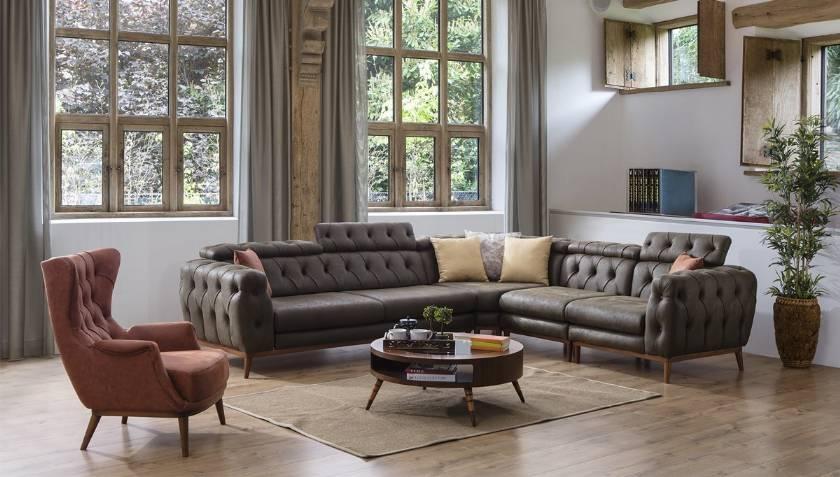 Modern Sectional Sofa - Interior Desig