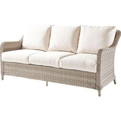 View Photos of Newbury Patio Sofas With Cushions (Showing 14 of 20 .