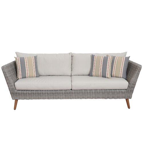 Newbury Patio Chair with Cushions & Reviews | Birch La