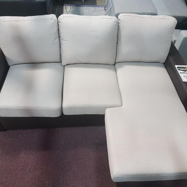 Best Brand New Beige Fabric Sectional Sofa. $650 for sale in .