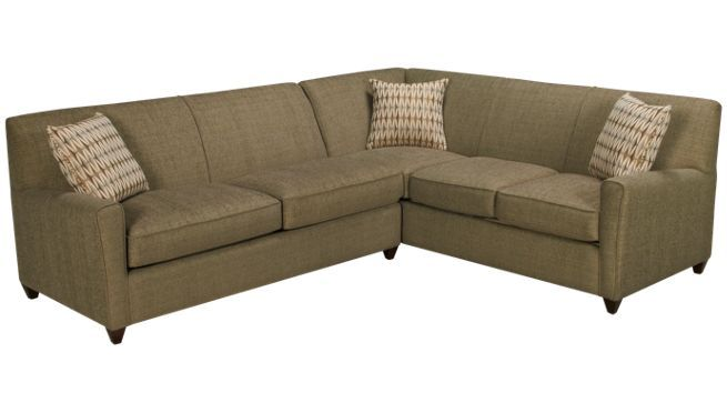 Klaussner - Lara - 2 Piece Sectional - Sectionals for Sale in MA .