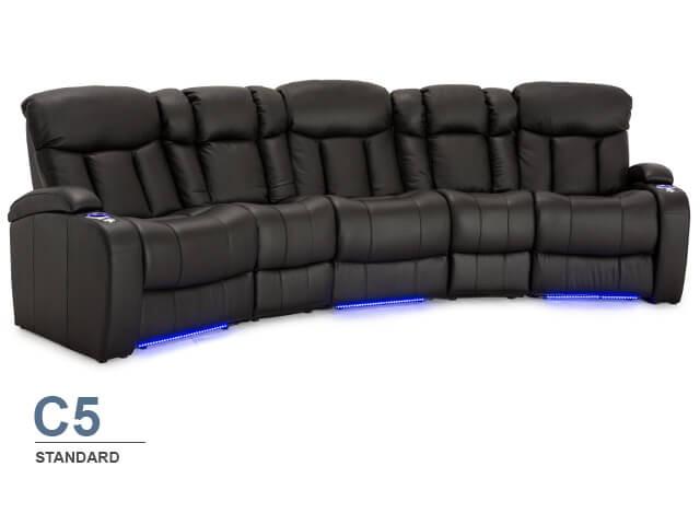 Seatcraft Niagara - Media Sectionals | 4seati