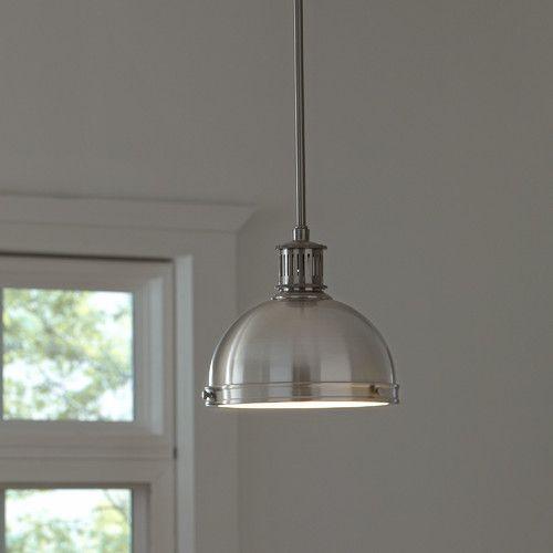 Ninette 1 - Light Single Dome Pendant | Pendant light, Glass .