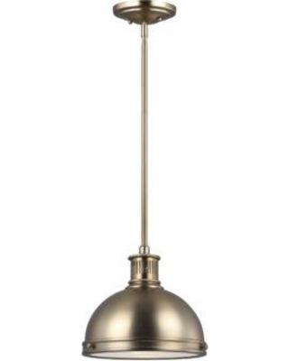 40% Off Birch Lane™ Heritage Ninette 1 - Light Single Dome Pendant .