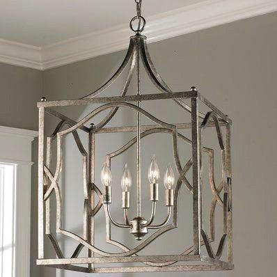 fretwork #lantern #modern #frame #smallModern Fretwork Frame .