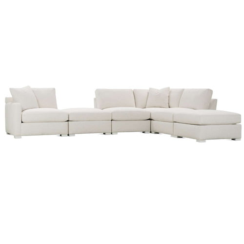 P606SECT in by Rowe Furniture in Sea Girt, NJ - Asher Sectional So