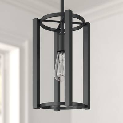 Wrought Studio Zuri 1 - Light Single Cone Pendant | Wayfa