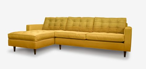 The Redding Custom Midcentury Sofas, Sectionals, & More | Mid .