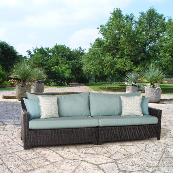 Northridge Patio Sofas With Sunbrella Cushions