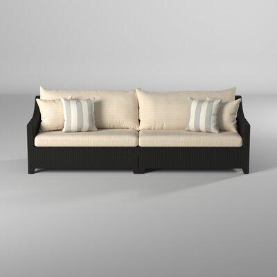 "Three Postsâ""¢Northridge Patio Sofa with Sunbrella Cushions Three ."