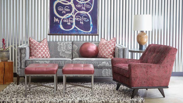 Sophia Sofa and Ana chair | Norwalk furniture, Sofas and chairs .
