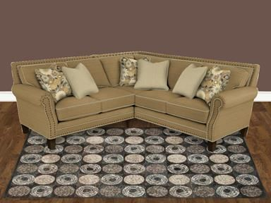 Shop for HickoryCraft Sectional, 7471-Sect, and other Living Room .