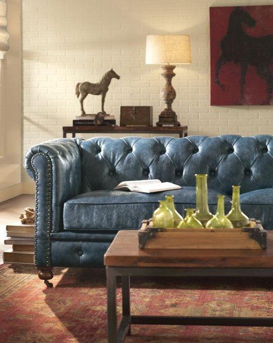 Style Classic: 12 Charming Chesterfield Sofas for Every Budget .