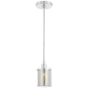 Susan 1-Light Single Cylinder Pendant & Reviews | AllMode