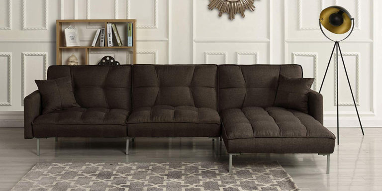 Cheap Sectional Sofas (Under $500) - 7 Best Pic