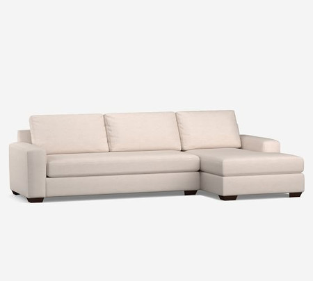 Sectional Sofas & Sectional Couches | Pottery Barn Cana