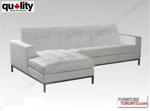 Leather #Sectional #Sofa - Made in Canada | Furniture Toronto .