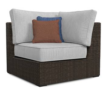 Oreland Patio Chair with Cushions | Joss & Ma