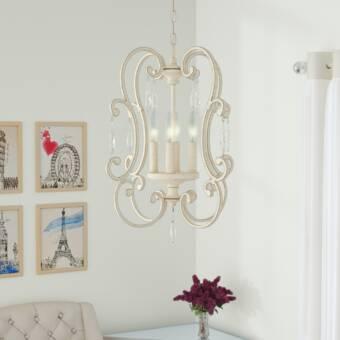 Astoria Grand Lipsey 4-Light Lantern Pendant & Reviews | Wayfa