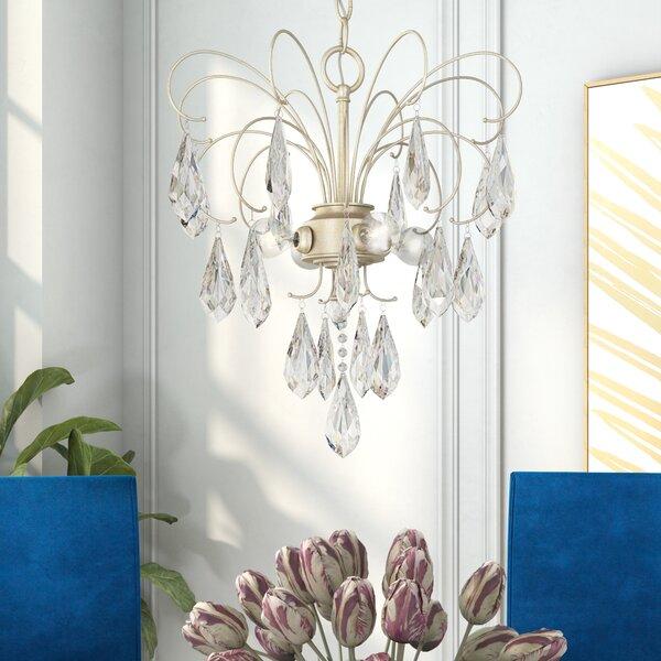 House of Hampton® Oriana 4 - Light Unique / Statement Classic .
