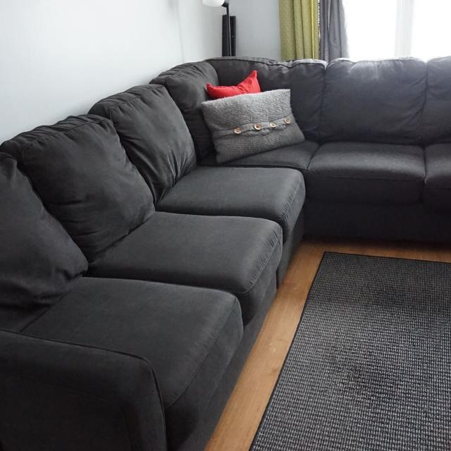 Best Sectional Couch- Price Drop for sale in Oshawa, Ontario for 20