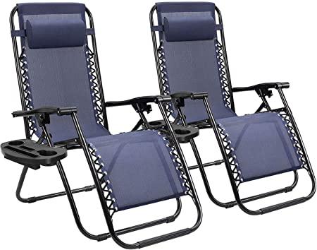 Amazon.com : Homall Zero Gravity Chair Patio Folding Lawn Lounge .