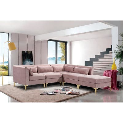 Buy Assembly Required, Pink Sectional Sofas Online at Overstock .