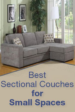 Small Sectional Sofas & Couches for Small Spaces | Overstock.com .
