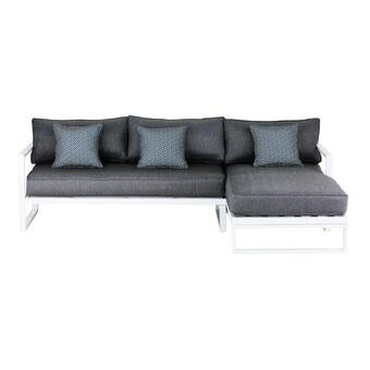 Paloma Sectional with Cushions & Reviews | AllMode