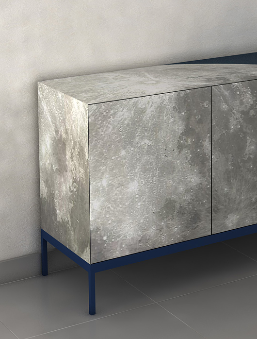 Full Moon Sideboard by Sotirios Papadopoulos | Daily design .