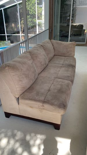 New and Used Sectional couch for Sale in Pensacola, FL - Offer