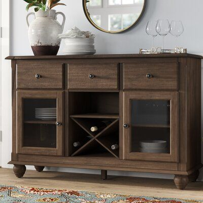 Perez Sideboards in 2020 | Furniture, Room furniture, Dining room .