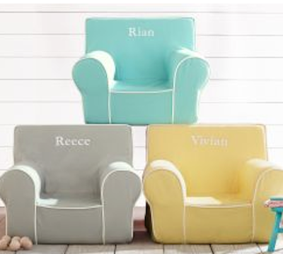 Personalized Kids Chairs And Sofas in 2020 | Personalized kids .