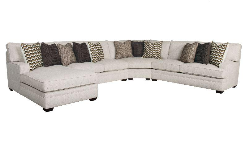 Karsten Sectional - Bernhardt | Luxe Home Philadelph