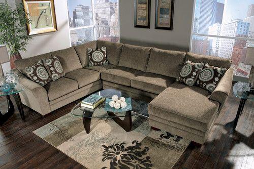Celestial Sectional - modern - sofas - philadelphia - Mealey's .