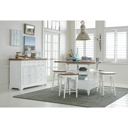 Rosecliff Heights Pineville Dining Sideboard & Reviews | Wayfa