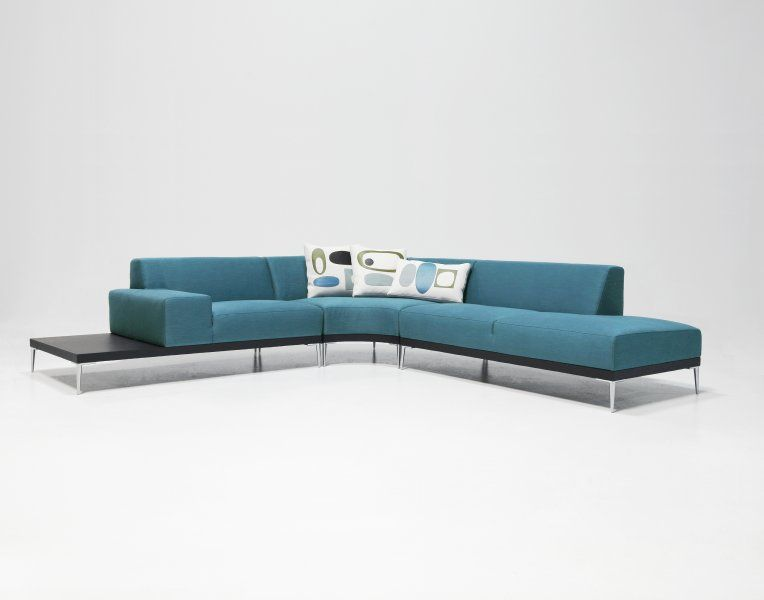 Omari Sectional - Perlora Modern & Leather Furniture, Pittsburgh .