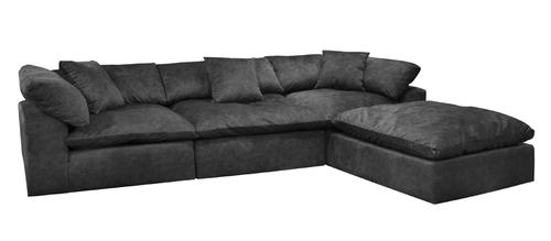 Plush Modular Sectional | Sofas and Sectiona