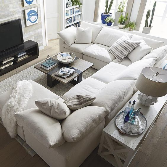 Inspiration: Sectional Sofas by Rachel Bernhardt, Portland Realtor .